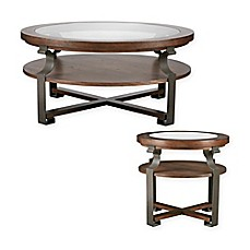 image of Madison Park Forge Table Collection