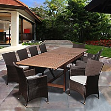 Outdoor Patio Dining Sets Dining Tables Chairs Bed Bath Beyond - Dining patio