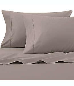Set de sábanas king de algodón Wamsutta®, de 625 hilos color café arcilla