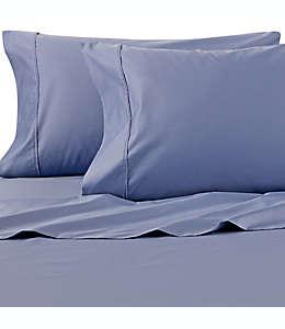 Set de sábanas queen de PimaCott® Wamsutta®, de 625 hilos en azul mezclilla