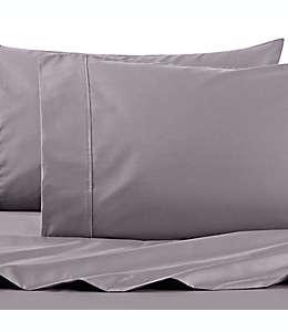 Set de sábanas queen de PimaCott® Wamsutta®, de 625 hilos en gris carbón