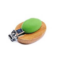 image of Rhoost™ Nail Clipper for Baby in Green