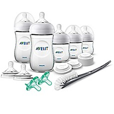 image of Philips Avent Newborn Starter Bottle Gift Set