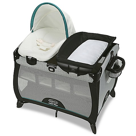 Buy Graco Pack 39 N Play Quick Connect Portable Napper