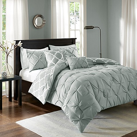 Madison Park Essentials Kasey 5 Piece Reversible Comforter