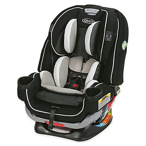 Graco 4ever extend2fit 4 in 1 convertible car seat in for Silla 4ever graco