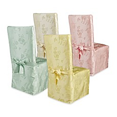 Dining Room Chair Skirts dining room chair covers, slipcovers & seat covers - bed bath & beyond