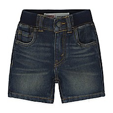 image of Levi's® Inky Shades Knit Short in Blue