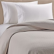 image of barbara barry crystalize matelass coverlet - Barbara Barry Bedding