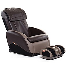 image of human touch ijoy active 20 massage chair and ijoy foot bundle