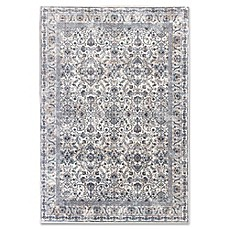 image of KAS Bennett Tapestry Rug in Ivory