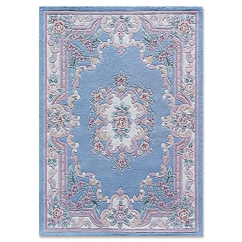 Rugs America New Aubusson Wool Rug Bed Bath Amp Beyond