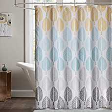 image of Madison Park Essentials Central Park 72-Inch Shower Curtain