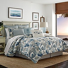 image of Tommy Bahama® Raw Coast Duvet Cover Set in Blue