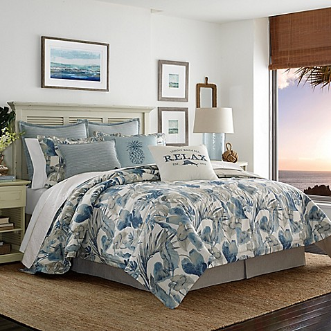 Tommy bahama raw coast duvet cover set bed bath beyond tommy bahamareg raw coast duvet cover set gumiabroncs Gallery