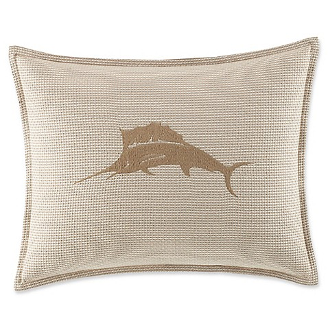 Tommy Bahama 174 Shoreline Sailfish Oblong Throw Pillow In