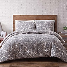 image of Brooklyn Loom Sand-Washed Duvet Cover Set