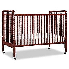 image of DaVinci Jenny Lind Stationary Crib in Cherry