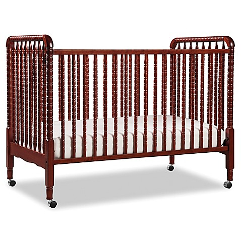 DaVinci Jenny Lind 3 In 1 Convertible Crib In Cherry