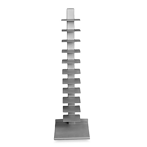 Vertical Standing Bookcase Tower