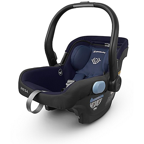 UPPAbaby® MESA Infant Car Seat in Taylor (Navy) - buybuy BABY