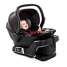 image of 4moms® Self-Installing Car Seat in Black