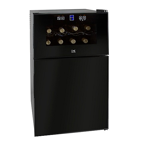 Kalorik 2 In 1 Mini Fridge And Wine Cooler Bed Bath Beyond