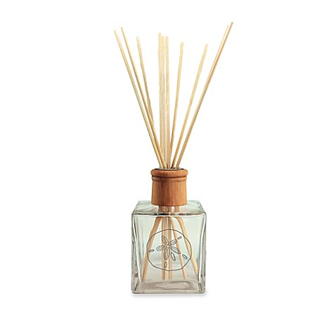 Carved Solutions Sand Dollar Reed Aromatherapy Diffuser