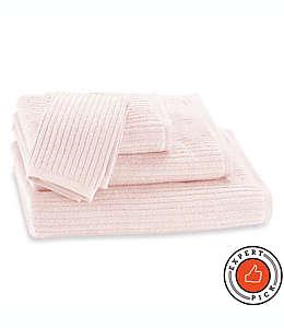 Toalla facial Dri-Soft Plus en rosa blush