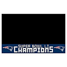 image of NFL New England Patriots Super Bowl LI Champions Grill Mat