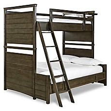 image of smartstuff™ Varsity Twin-Over-Full Bunk Bed in Jersey