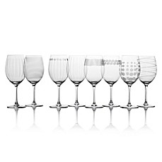 image of Mikasa® Cheers Red Wine Glasses (Set of 8)