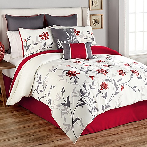 Sheila 8 Piece Comforter Set