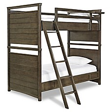 image of smartstuff™ Varsity Twin-Over-Twin Bunk Bed in Jersey