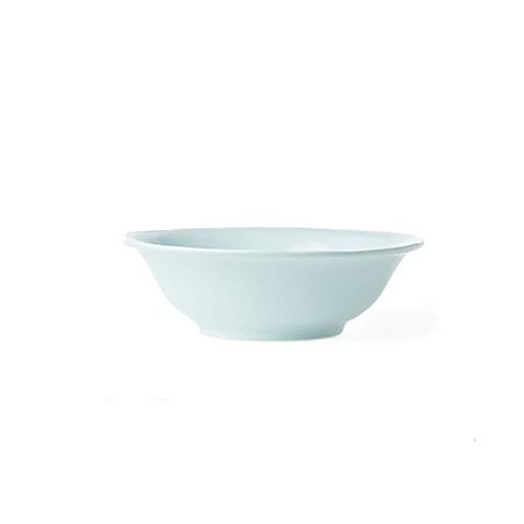 viva by vietri fresh medium serving bowl in aqua bed. Black Bedroom Furniture Sets. Home Design Ideas