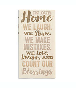 Toallas desechables de papel, In Our Home 16 piezas
