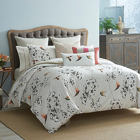 Harlequin Amazilia Reversible Duvet Cover Bed Bath Amp Beyond