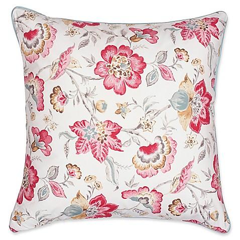 Boutique Living Sarasota Jacobean European Pillow Sham ...