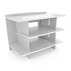 image of Legare Classic Collection Gaming Stand in White