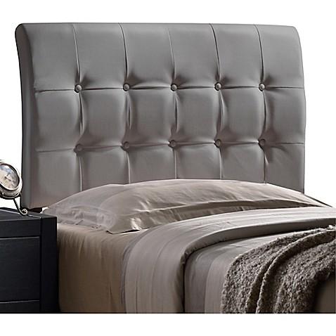 Buy Hillsdale Furniture Lusso King Headboard In Grey From