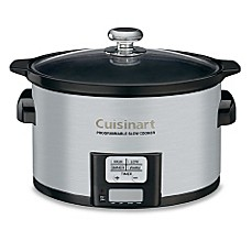 image of Cuisinart® 3.5 Quart Programmable Slow Cooker