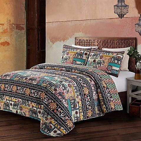 Live Dream Love Safari Quilt Set Bed Bath Beyond