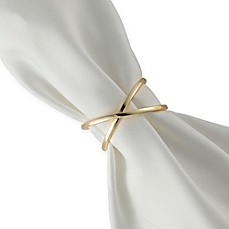 image of Kassatex Eternity Napkin Ring