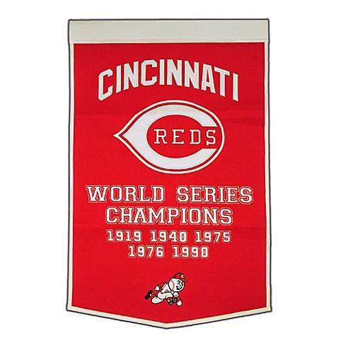 Cincinnati Reds Baby Room