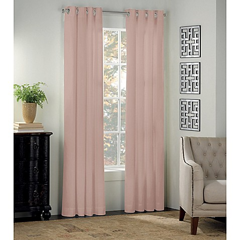 image of Newport Grommet Window Curtain Panel