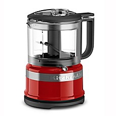 image of KitchenAid® 3.5-Cup Mini Food Processor