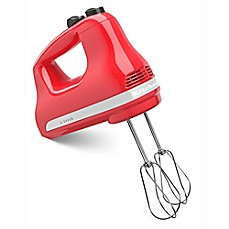 image of KitchenAid® 5 Speed Hand Mixer