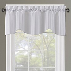 Attractive Image Of Sutton Rod Pocket Lined Window Valance