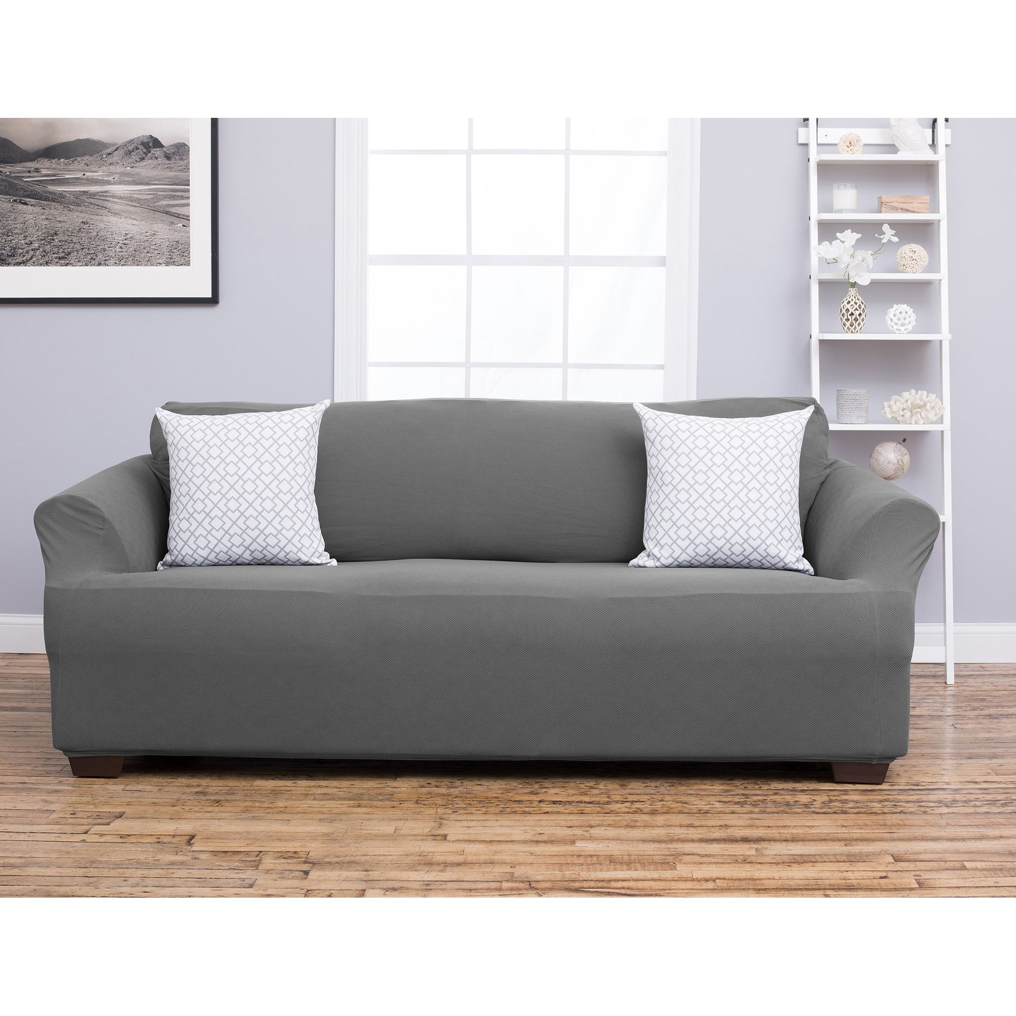 Cambria Heavyweight Sofa Slipcover Bed Bath & Beyond