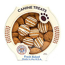image of 6-Pack Oatmeal Cinnamon Dog Cookies